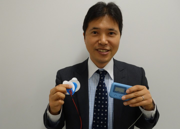 This sleep-tracking medical device is so good it's being tested by Japan's astronauts