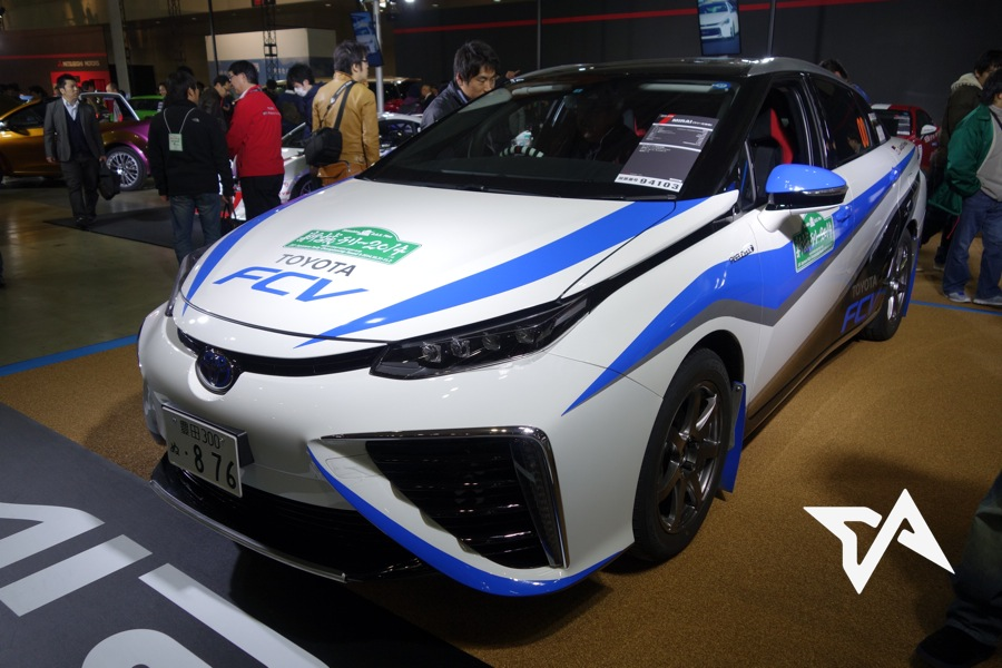 Pimp My Prius Modded Hybrids And Electric Cars On The Rise In Japan