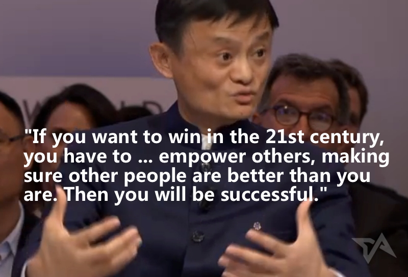 15 Of The Best Quotes From Jack Ma S Interview At Davos