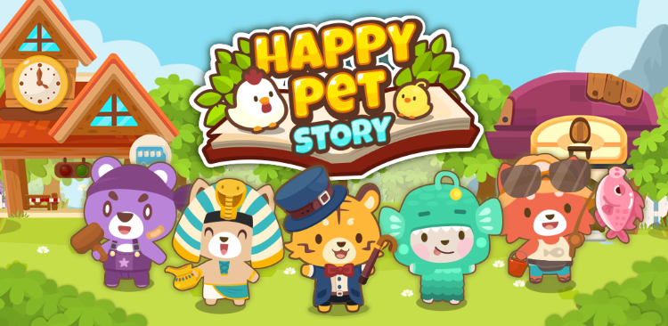Happy Pet Story Review Play This If You Like Social Games