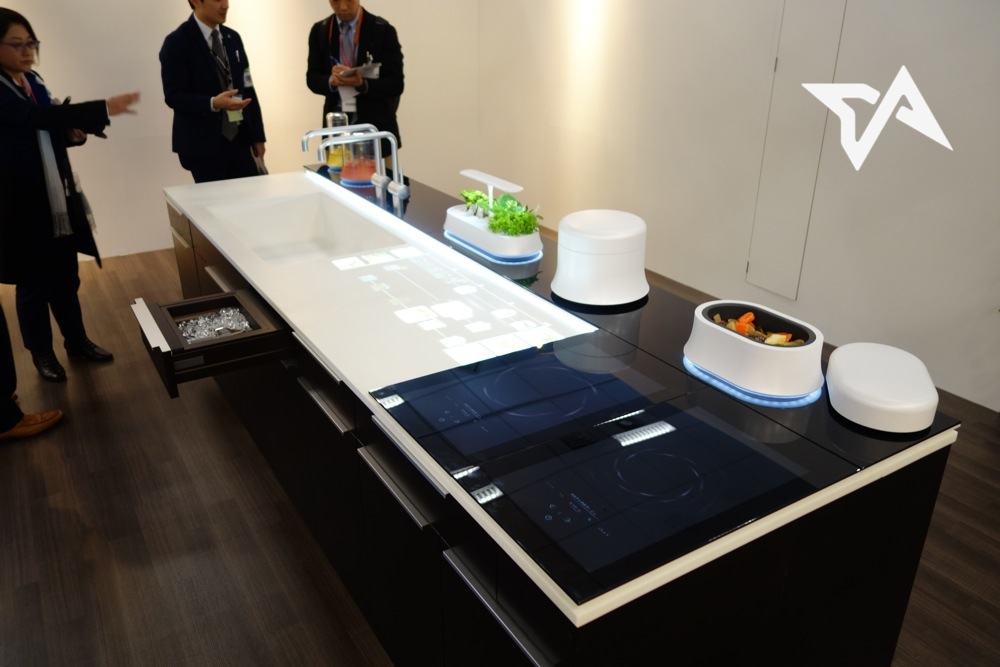 Countertop Dishwasher Japanese : Mitsubishi Electric?s spokesperson explained that, while the smart ...
