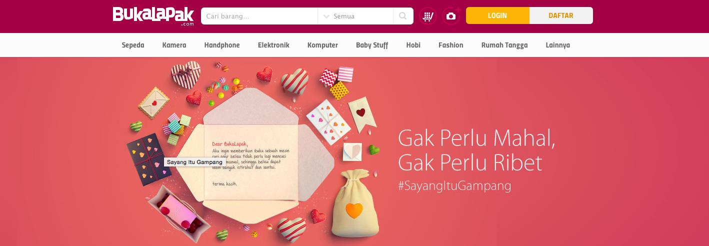 Indonesias bukalapak grabs series b funding from emtek screen bukalapak stopboris Gallery