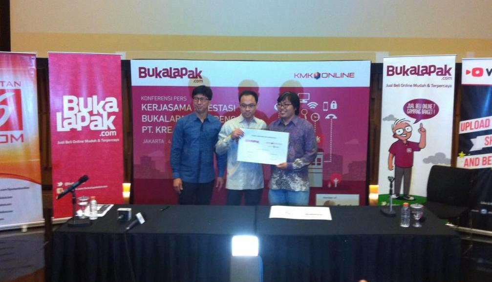 Indonesia's BukaLapak Grabs Series B Funding From Emtek