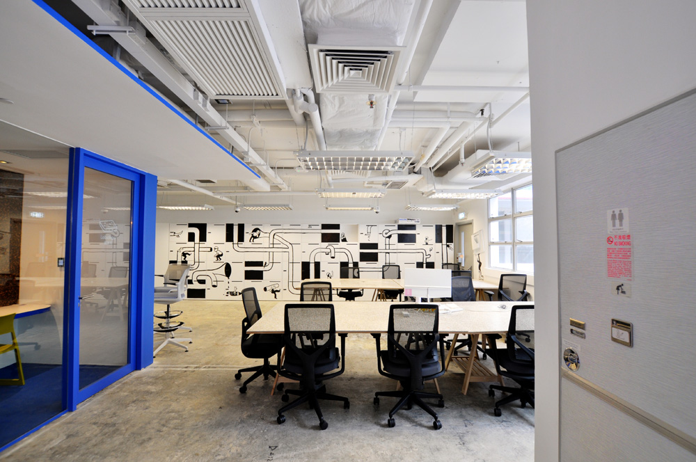 Blueprint is a no strings attached accelerator in hong kong blueprint 2 malvernweather Image collections