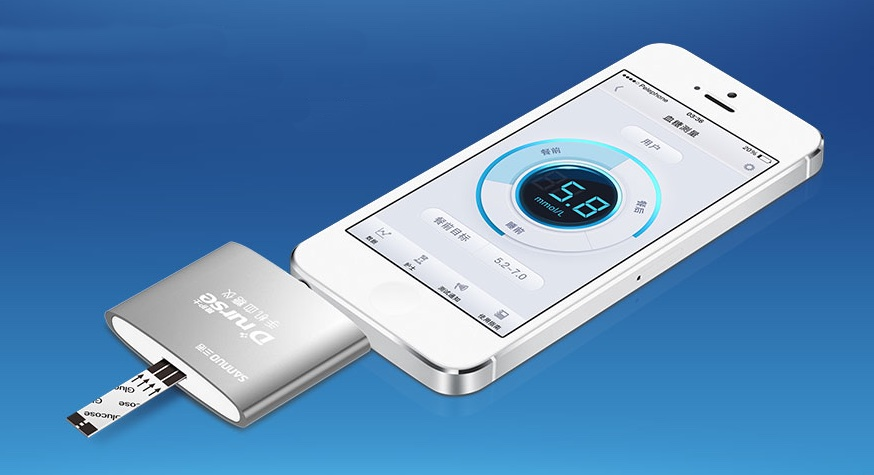 Chinese smartphone glucometer Dnurse raises millions in series A