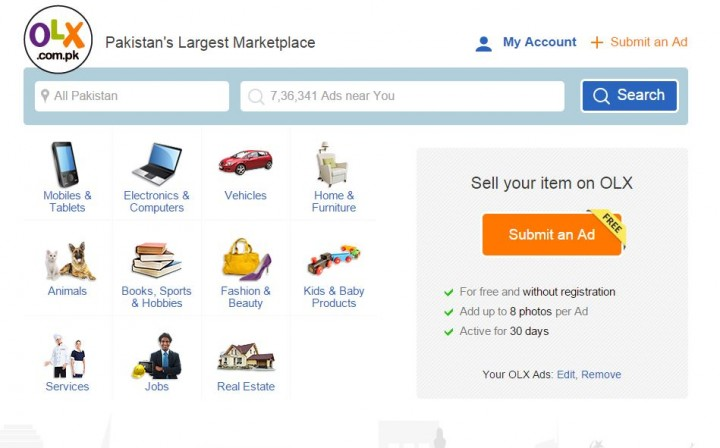 OLX acquires Pakistan-based local competitor Asani