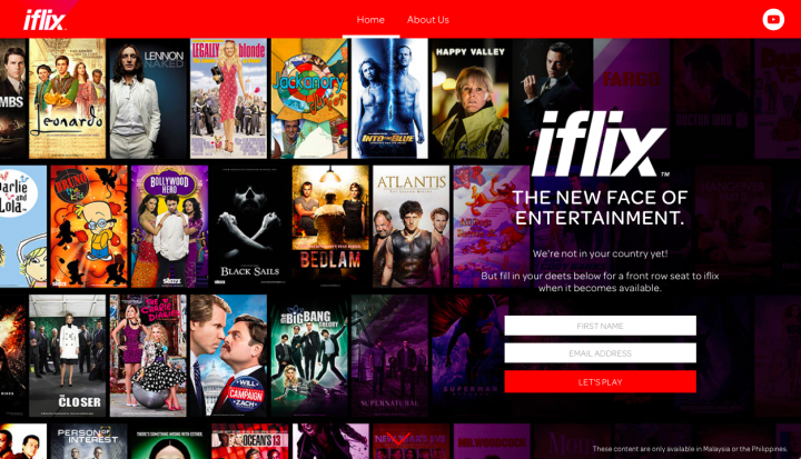 Iflix wants to be netflix for southeast asia iflix netflix of southeast asia stopboris Gallery