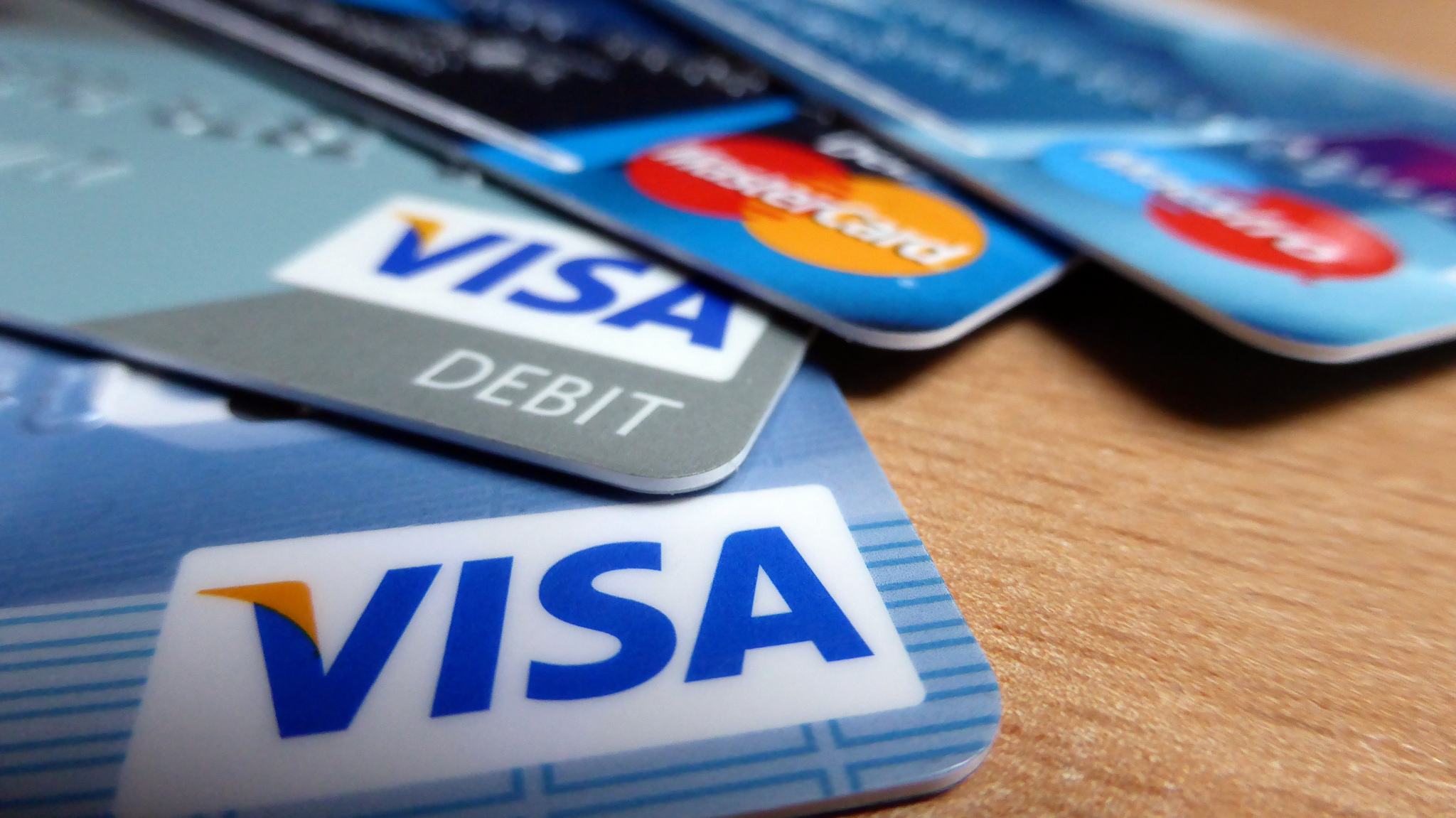 series of credit cards