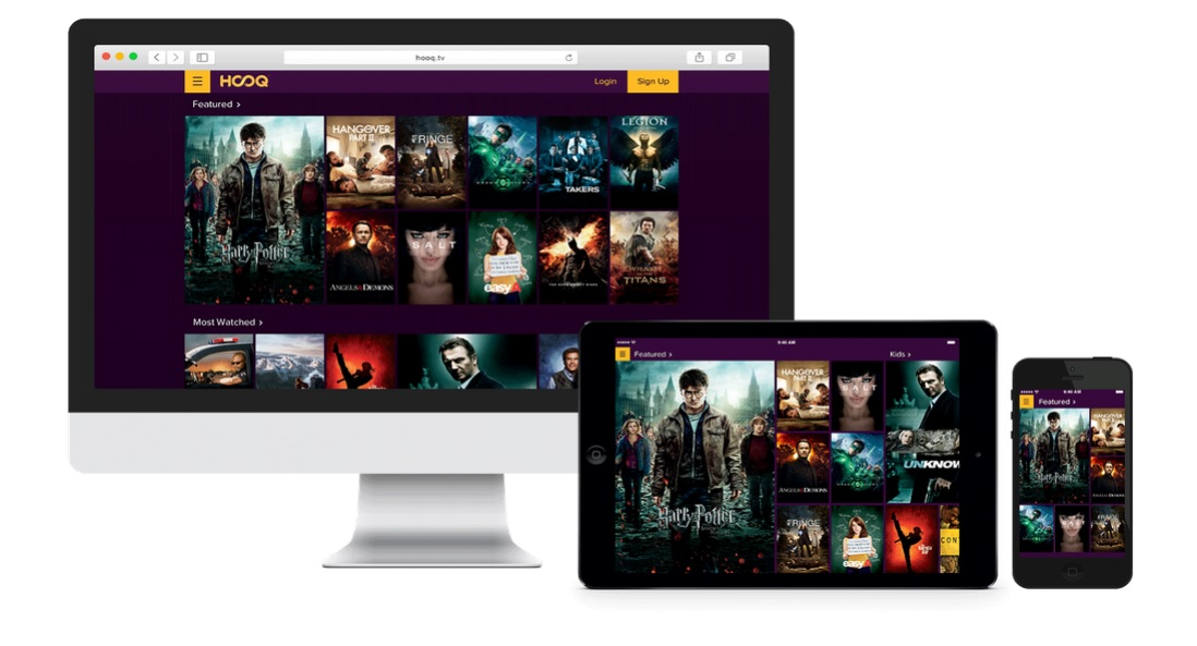 hooq devices