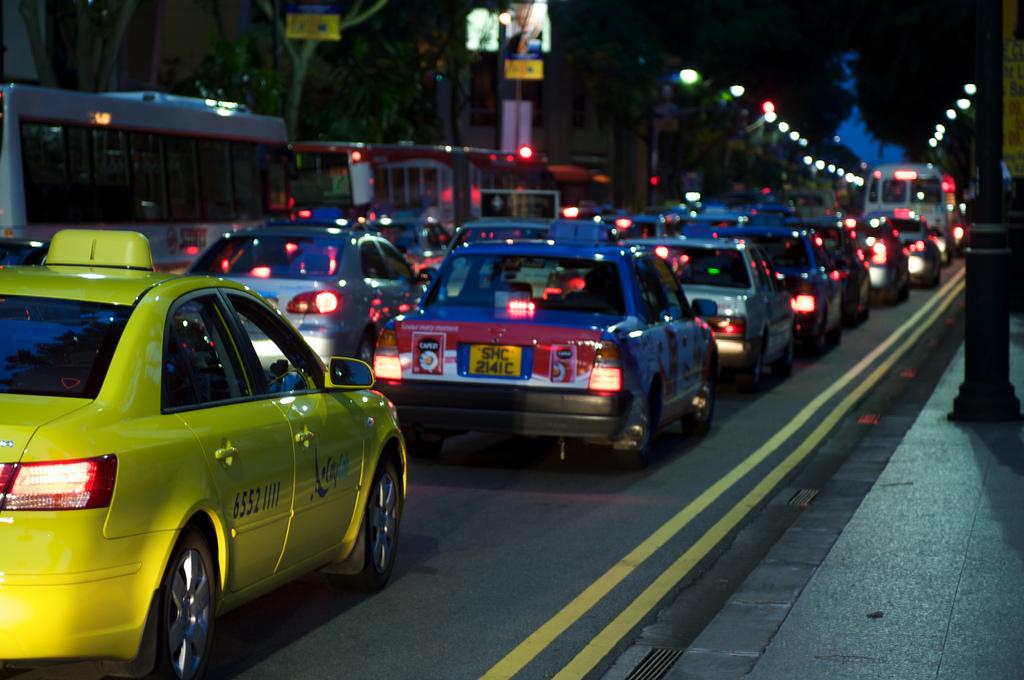 Singapore carpooling