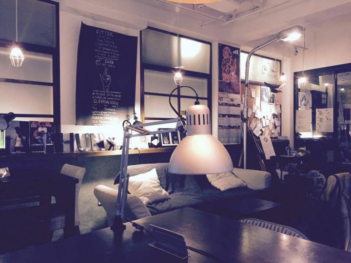 Hun 2 - Taiwan co-working space