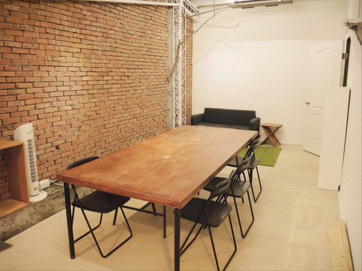 Changee 1 - Taiwan co-working space