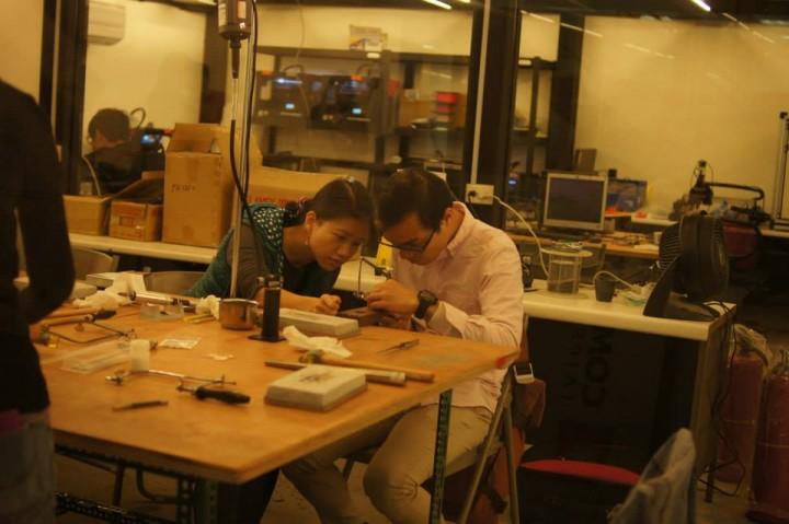 Futureward 2 - Taiwan co-working space
