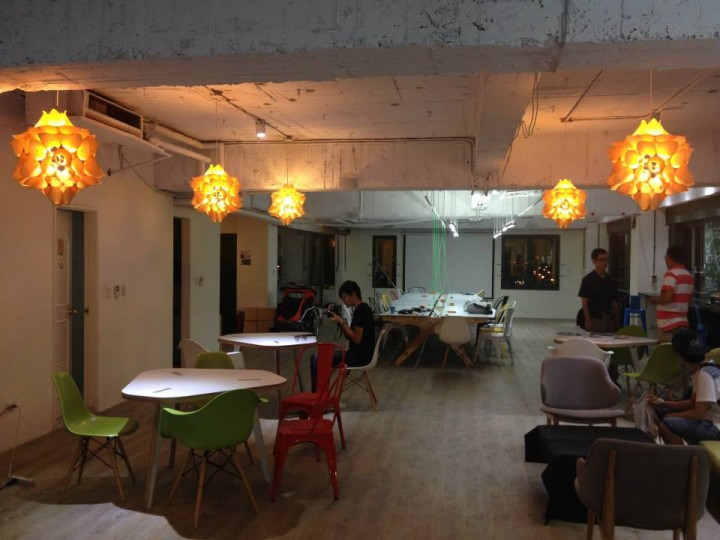 Makerbar Taipei 1 - Taiwan co-working space