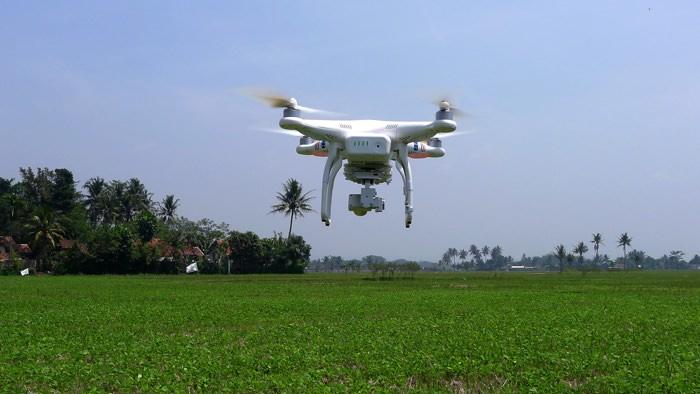 harfang drone