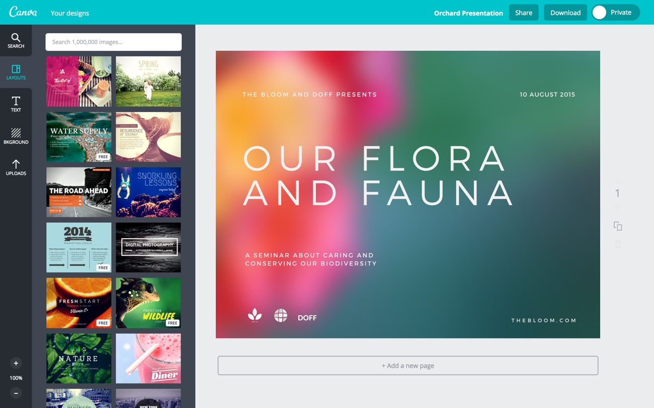 Canva announces Canva for Work, raises another US$6M in funding