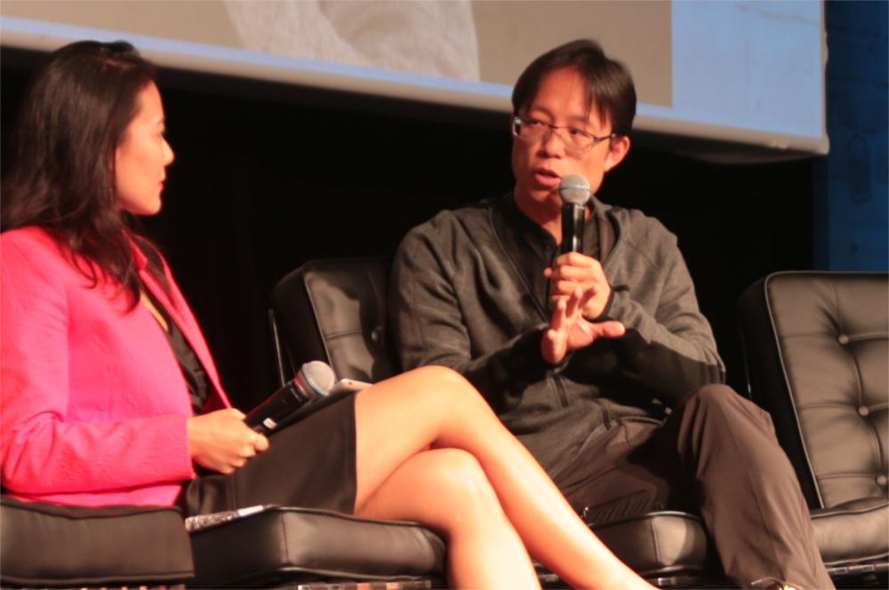 Yat Siu at Tech in Asia Singapore 2015.