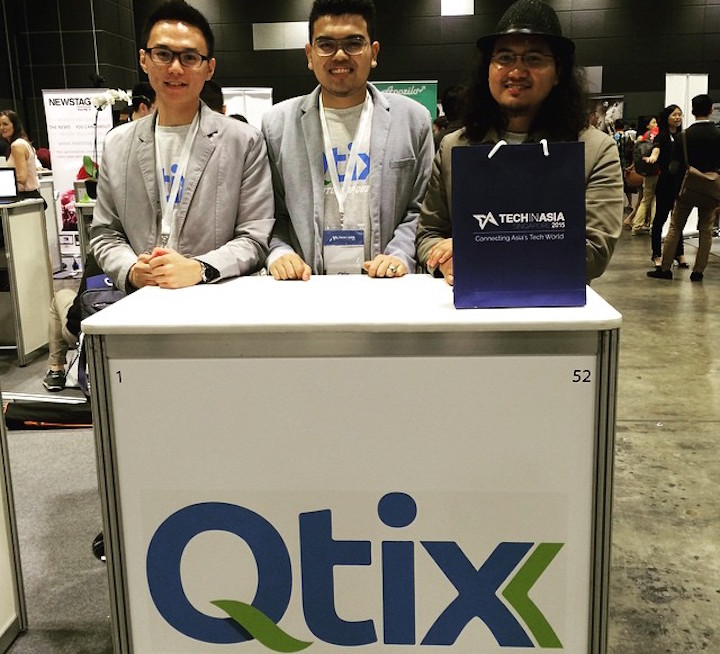 Don't want to waste time queuing up? Qtix offers a solution