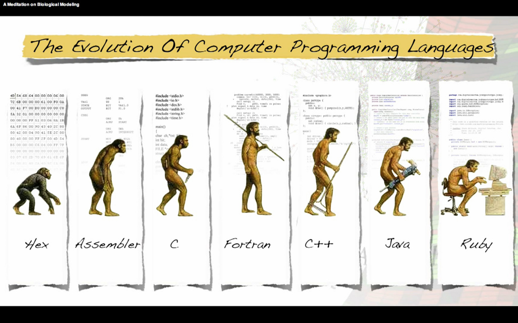 Are you using any of these coding languages?