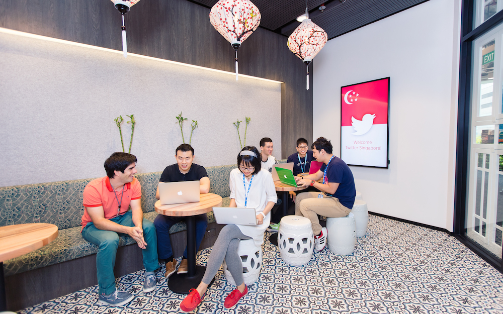 twitter office. Twitter Expands Singapore Office As It Tries Out New Things In Asia