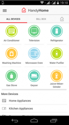 With seed capital of US$15,000, the HandyHome team launched the app in  January this