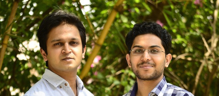 Their one-month-old startup brings logistics tech out of the stone age, bags funding