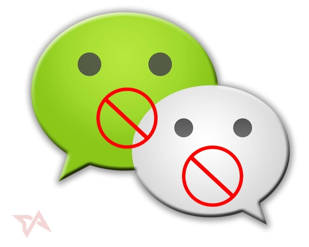 Outside of china wechat is a fish out of water wechat censoring posts reheart Images