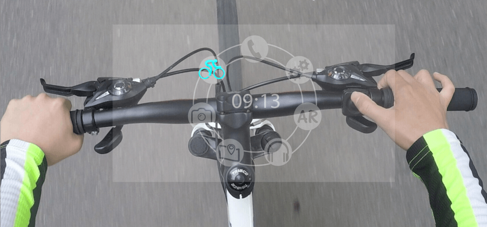 now on indiegogo ar glasses for cyclists senth in1 u201c