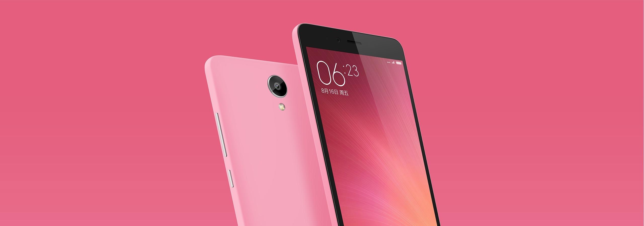 Xiaomi Unveils Faster Redmi Note 2
