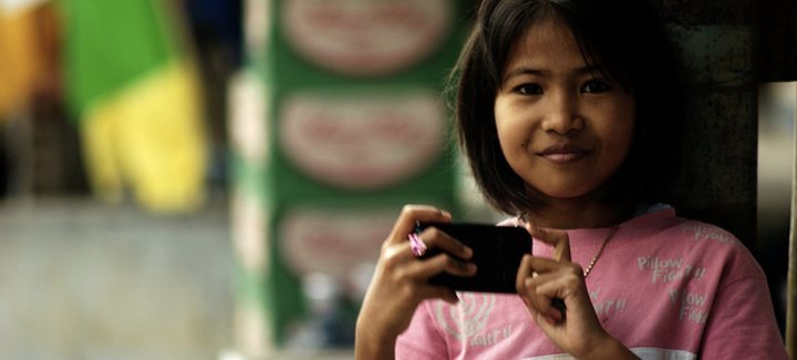 You can't ignore the Indonesian mobile market