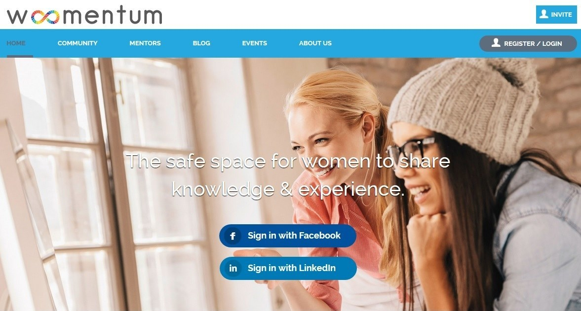 Woomentum is building bridges for female entrepreneurs in Asia