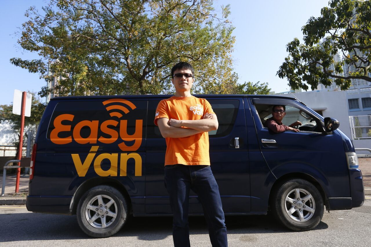 'Uber for deliveries' startup Lalamove grabs $10m funding