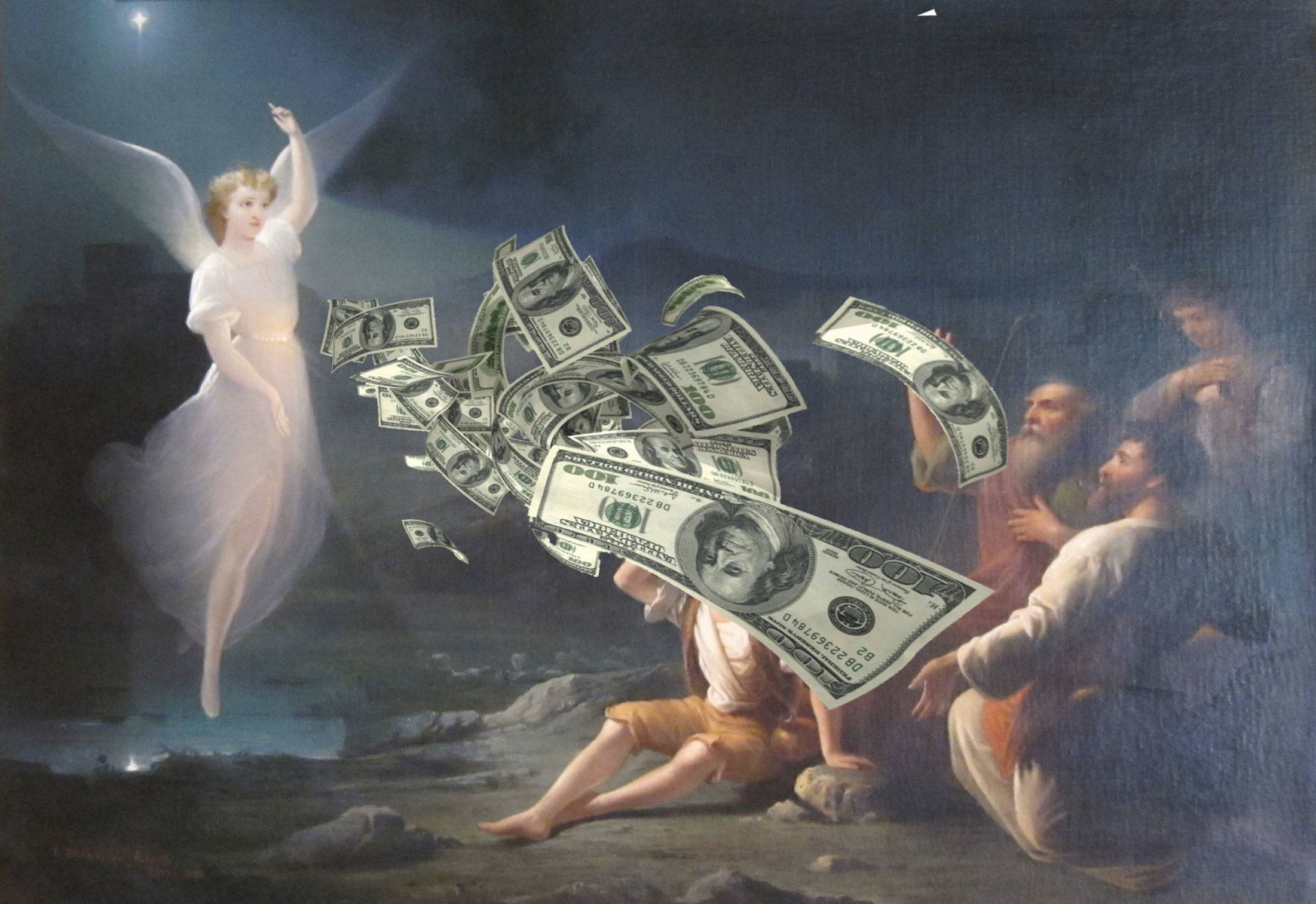 how to get angel investor funding