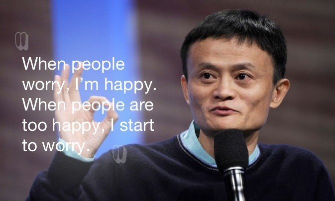 Why Jack Ma Isn T Worried About China S Slowing Economy