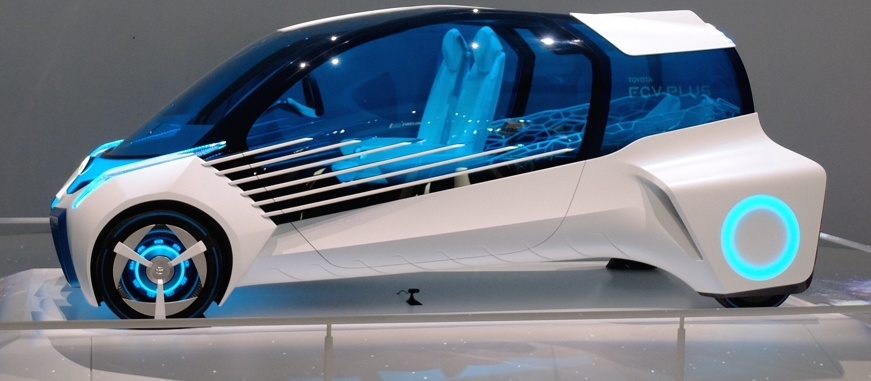 5 crazy, innovative concept vehicles at Tokyo Motor Show