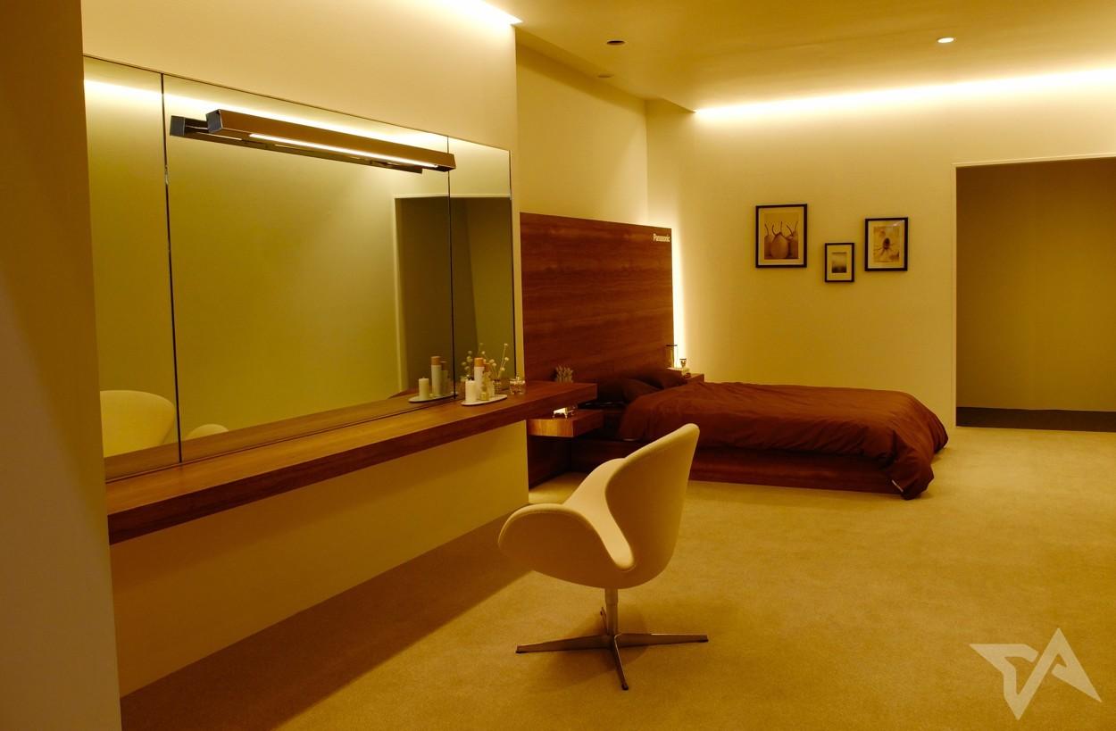panasonic smart home bedroom. Step into Panasonic s future smart home