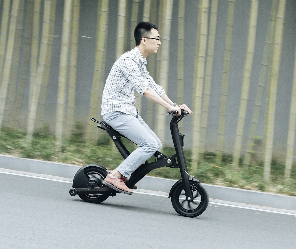 xiaomi ceo invests in cool e bike startup in china. Black Bedroom Furniture Sets. Home Design Ideas