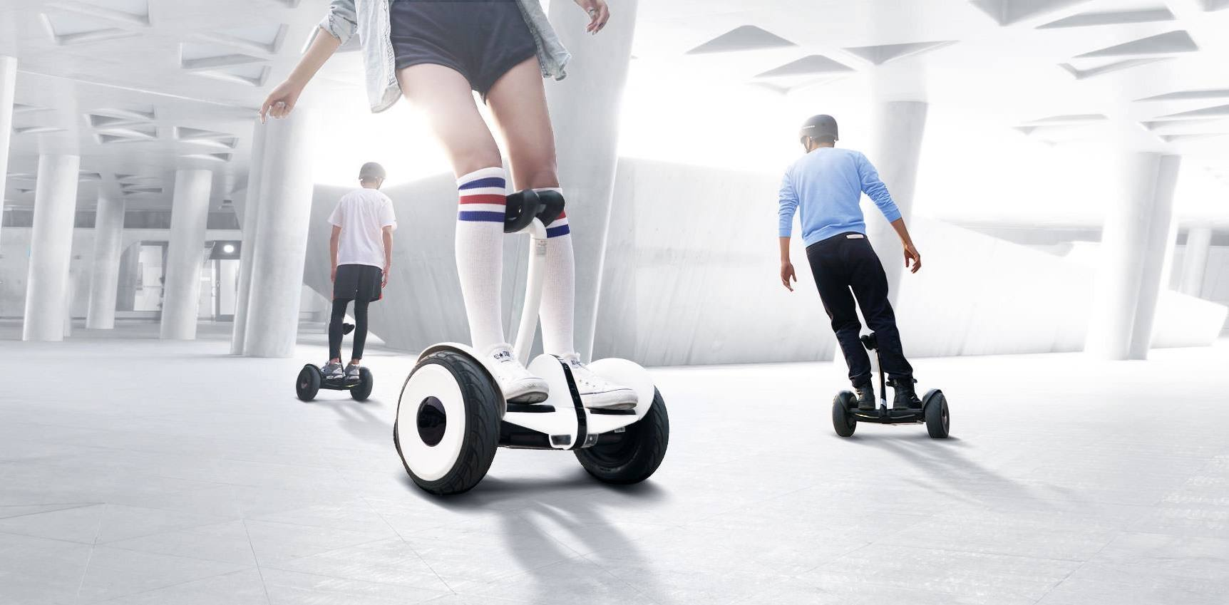 Xiaomi just made a hoverboard