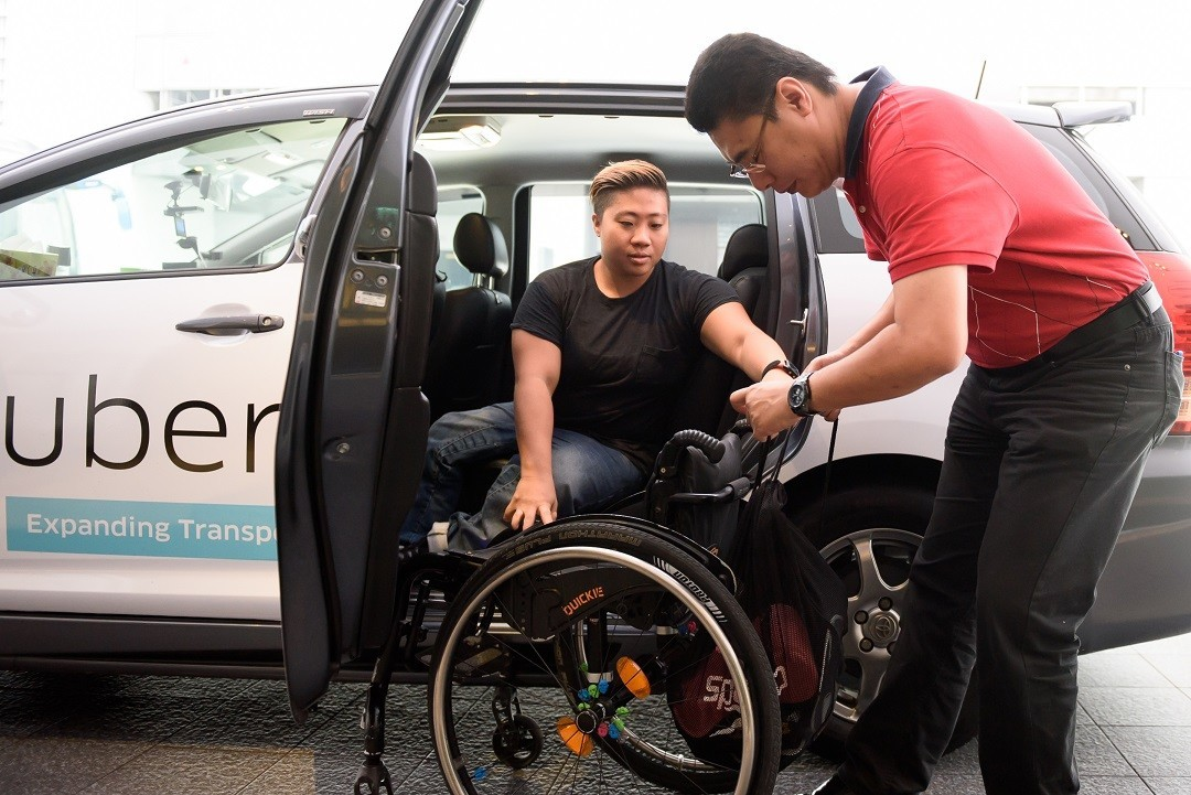 Do people with disabilities get the help they need?   Help People With Disabilities