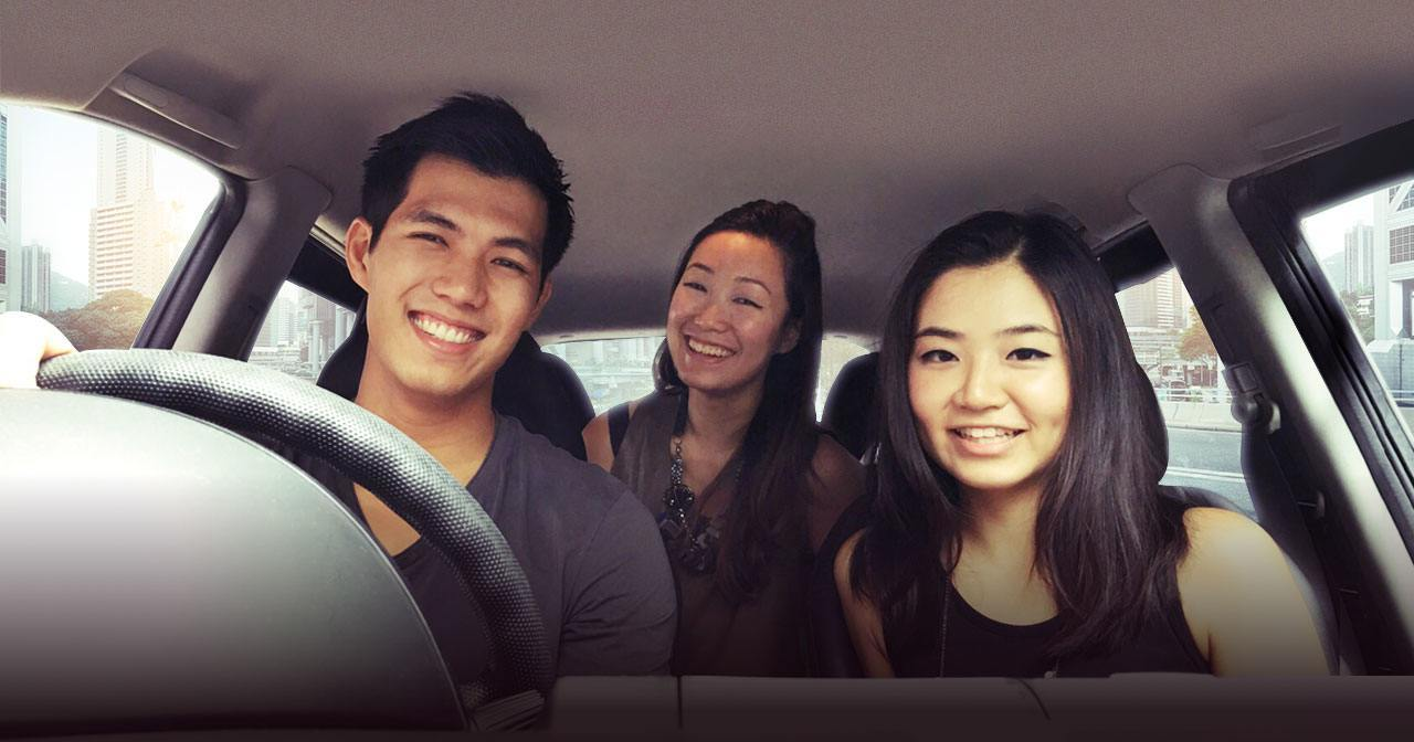 GrabTaxi launches carpooling in Singapore