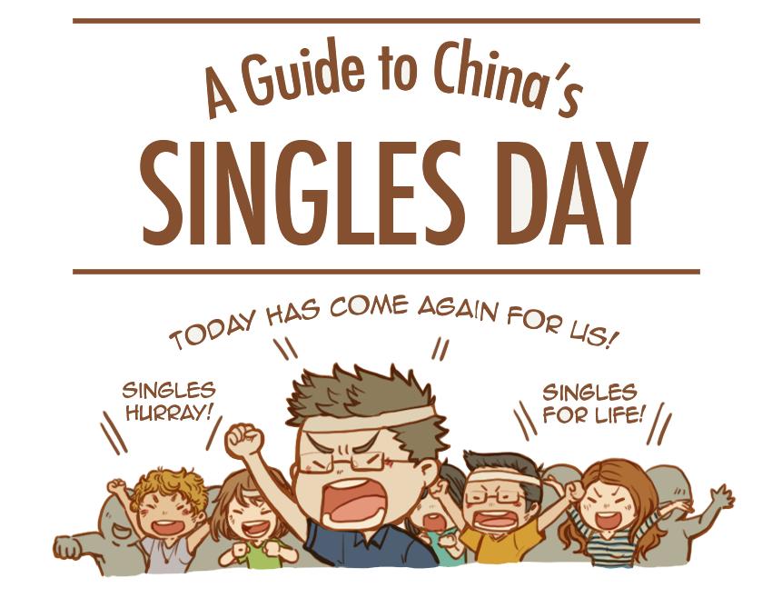 china singles day 2015 1