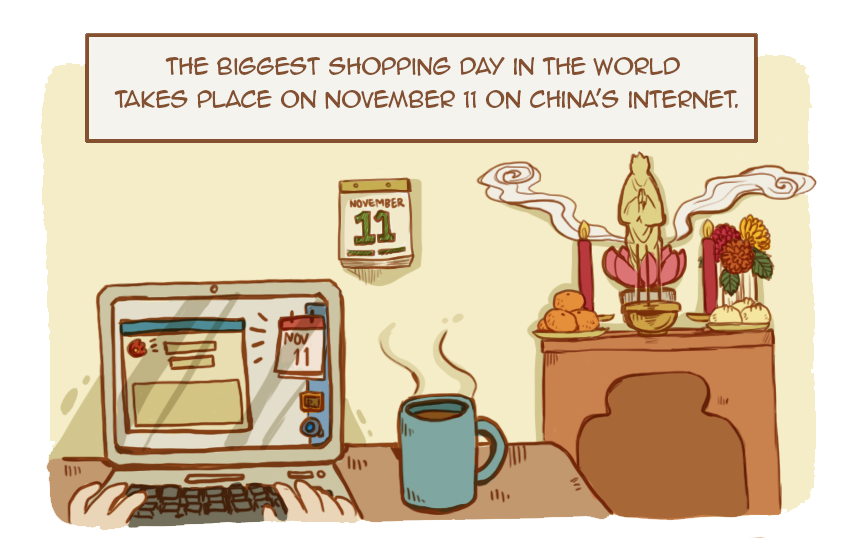 china singles day 2015 2