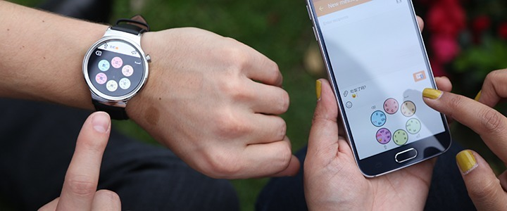 Typing Chinese on a smartwatch seems insane. This startup might've figured out a way