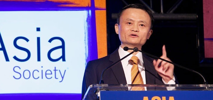Jack Ma talks about the '4 cannots' and the dangers of success