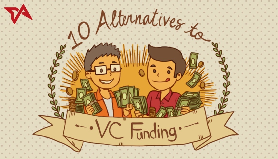 10 alternatives to VC funding (INFOGRAPHIC)
