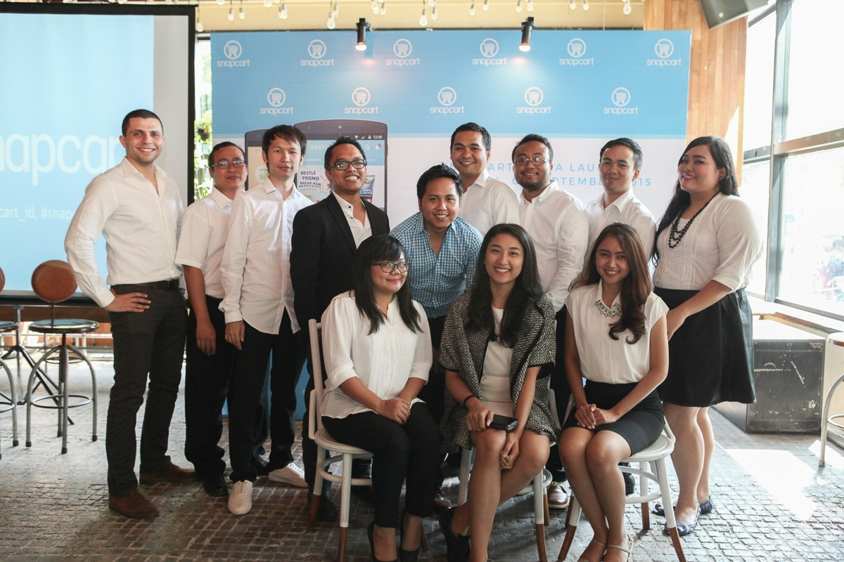 Indonesian cash-back app Snapcart gets bridge round