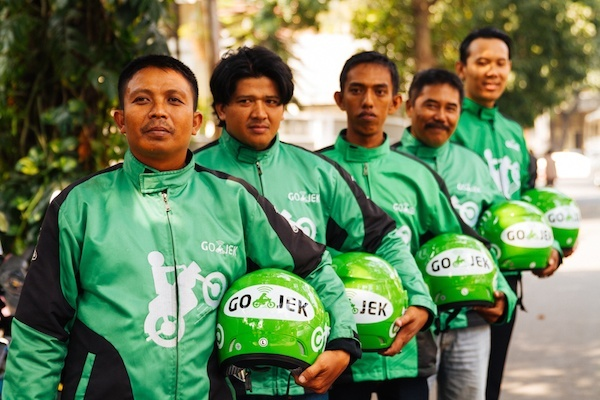 Go-Jek Goes From Two To Four Wheels With Launch Of Uber Rival