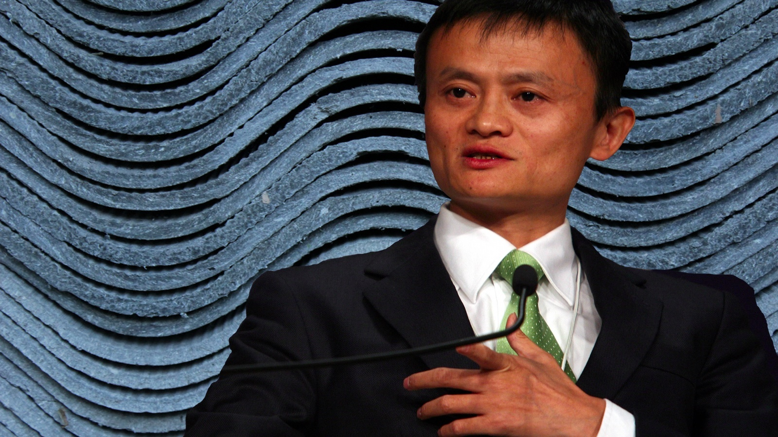 Jack Ma Explains How He Got Started Doing A Startup
