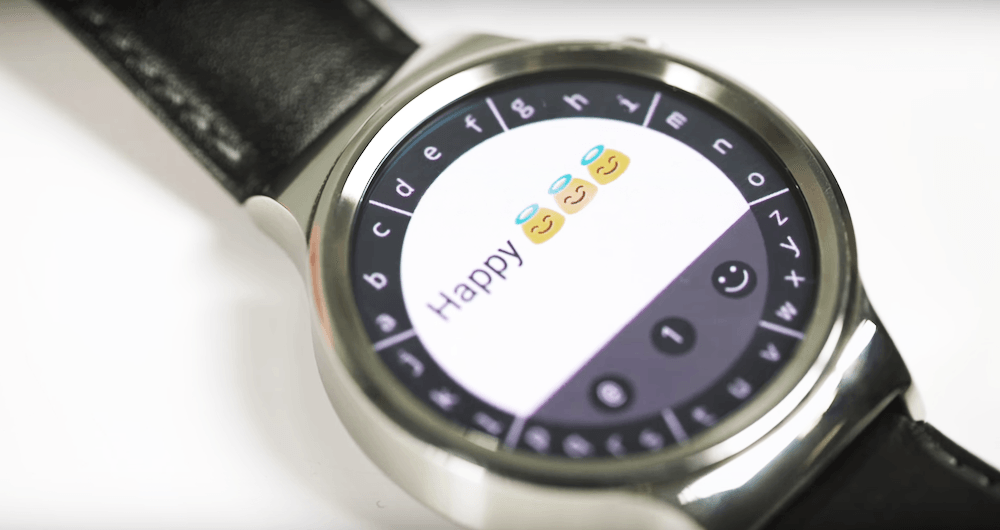 The TouchOne keyboard could make smartwatches finally useful