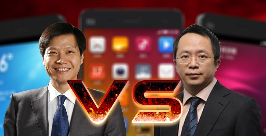 Xiaomi bans all apps from rival